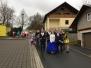 Effelder Kindergarten und Hausfasching 2017 in der Nachtigall