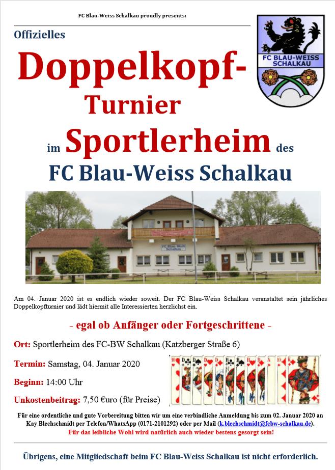 Doppelkopf FCBlauW